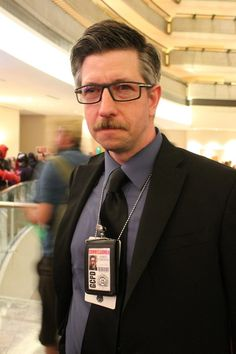 Best Cosplay Ever (This Week) - 11.05.12 - Commissioner Gordon, photographed by Pat Loika