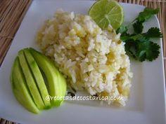 Arroz con mango, Costa Rican food