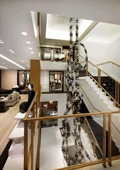 Chanel Flagship Boutique, London, UK by Peter Marino Architect