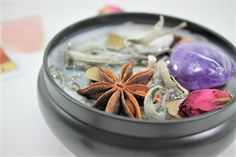 Handmade Witchcraft & Wiccan Supplies by WytchcraftTas Witchcraft Herbs, Witchcraft Supplies, Protection Spells, Candle Spells, Aromatherapy Candles, Home Fragrances, Amethyst Crystal, Burning Candle, Kraut