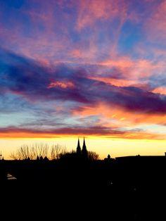 Regensburg, Winter
