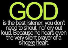 He hears our heart - via the only way is up