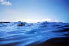 © Nan Goldin  beautiful blue