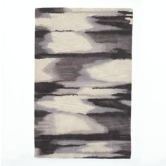 Faded Ikat Rug | west elm