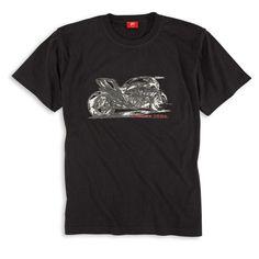 DUCATI DIAVEL GRAPHIC T-SHIRT | eBay- $28