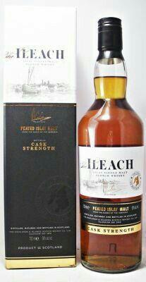 Ileach peated Islay malt Scotch Whisky. Great peaty flavor !