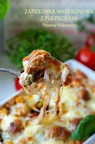 Polish Recipes, Healthy Dishes, Cooking Time, Cauliflower, Casserole, Nom Nom, Pork, Food And Drink, Meals
