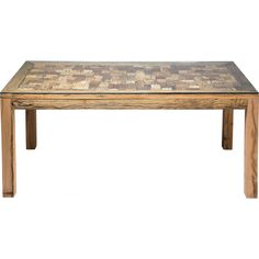 Table a manger Memory 160x80 Kare Design