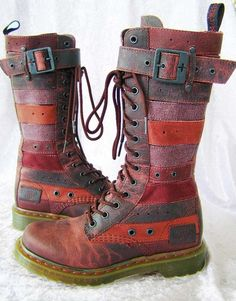 a59ca4bf908 Fabulous Belt THEMA Docs ✜ DR MARTEN boots 7/ UK5/ 38 Distressed Leather.  Dm BootsCombat ...