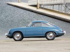 1963 Porsche 356B 1600