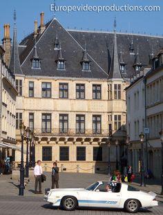 Gran Palacio Ducal en Ciudad de Luxemburgo