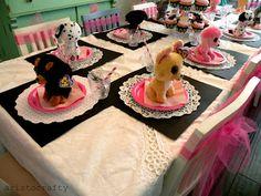 Aristocrafty: Puppy Birthday Party