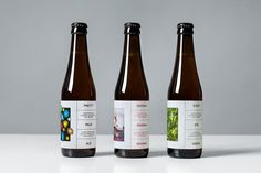 O/O Brewing S/S 2015 - Packaging & Signage on Behance
