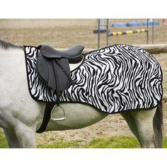 Equi-Theme Zebra Exercise Sheet: £25.99