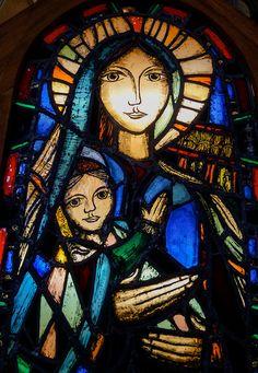 Mary Christ Child   Flickr - Photo Sharing!