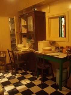 iheartcrafts: 1940s House - Imperial War Museum