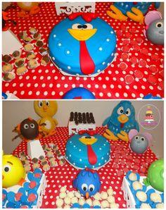 Aniversário da Carolzinha  #galinhapintadinhacake  #chickencake #anaquefez