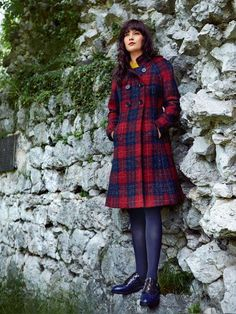 Pea Coat 12/2016