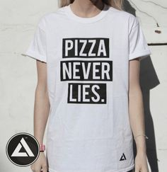 SilkFred - Unique fashion from the best independent brands Pizza Shirt, Scene Outfits, Tumblr Fashion, Tee Shirts, Tees, Unique Fashion, Passion For Fashion, What To Wear, T Shirts For Women