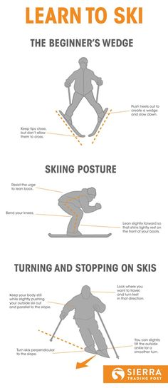 Ski Learn how to ski with these basic tips for skiing beginners.Learn how to ski with these basic tips for skiing beginners.to Ski Learn how to ski with these basic tips for skiing beginners.Learn how to ski with these basic tips for skiing beginners. Alpine Skiing, Snow Skiing, Ski Tips For Beginners, Snowboarding Tips For Beginners, Ski Et Snowboard, Ski Ski, Best Ski Resorts, Best Skis, Ski Vacation