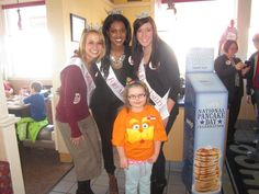 National Pancake Day for Children's Miracle Network