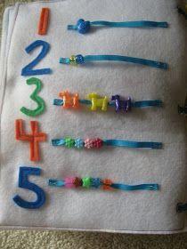 Sew Can Do: Quiet Time - Part 2 Quiet Books Abound!