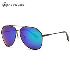 Big Frame Vintage Aviator Polarised Sunglasses  #Style #WearDotStyle #Shopping #Fashion #StyleWear