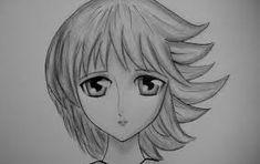 Resultado de imagen para tipos de rostros manga