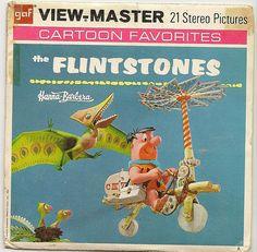 https://flic.kr/p/5QBjpi | Flintstones View-Master | View-Master set