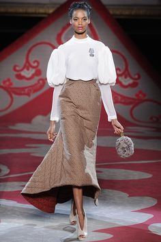 Ulyana Sergeenko Fall Couture 2012#Repin By:Pinterest++ for iPad#