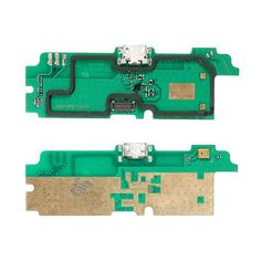 USB Charging Charger Port Dock Connector & Microphone Flex Cable for Lenovo A850