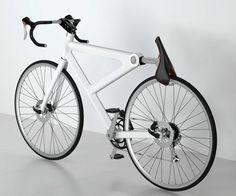 Met al die fietsenboeven in het land zijn wij genoodzaakt om onze fietsen te voorzien van…