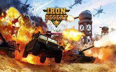 Iron Desert Hack Cheats Online