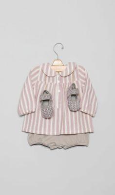 Conjuntos para bebé en la Tienda Online Nícoli Nicoli L1602014-bb Bebe