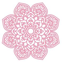This is where you sign in to the greatest source of digital cut files, SVG files, fonts, and other content for use with your Silhouette CAMEO® or other cutting machine on the entire planet! Cricut Craft Room, Cricut Vinyl, Svg Files For Cricut, Vinyl Decals, Silhouette Cameo Projects, Silhouette Design, Mandala Design, Mandala Art, Doilies