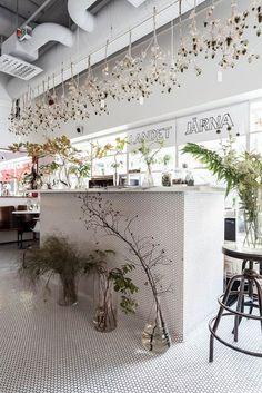 Landet Järna è il nome di un nuovo piccolo negozio di fiori e piante selvatiche provenienti dalle foreste nei dintorni di #Stoccolma. #green #lifestyle