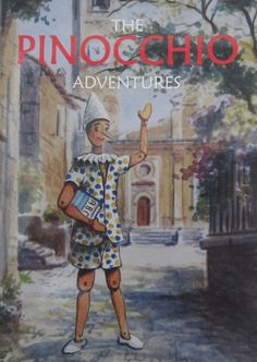 "The Pinocchio Adventures  The story of a wooden puppet who learns goodness and becomes a real boy is famous the world over.  This translation does full justice to the vibrancy and wit of Collodi's original.  Beautifully illustrated.  In English  Paperback. 9.5"" x 6.6""  Printed in Italy"
