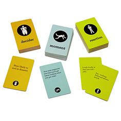 Awkward Moment Card Game: Every purchase through this link supports charity (at no cost to you).