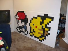 Doing this on my dorm room wall next year.