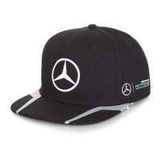 Lewis Hamilton Replica Flatbrim Cap Gorras cee89a9f170