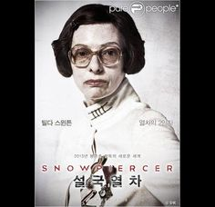 Snowpiercer - Le Transperceneige became a favourite the moment I watched it a month ago..