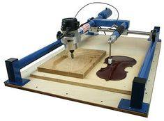 Gemini carving duplicator -- comes in 3 sizes.