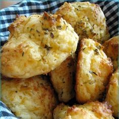Cheeder Bay Biscuits