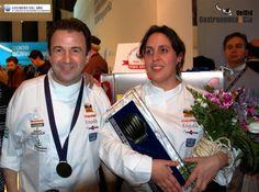 Martín Berasategui y Beatriz Sotelo