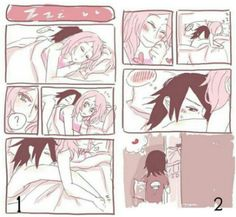 Cutee, but Sarada, youigh wanna lrabe before things get serious