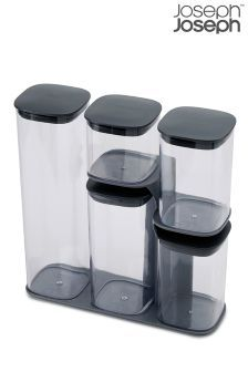 5 piece joseph joseph podium storage set things we have in the rh pinterest com