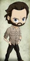 Chibi Art TWD: Rick by issue53