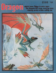 THE LAND OF NOD: Dragon by Dragon - August 1980