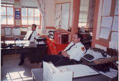 Capts. Howard and Carlisle,