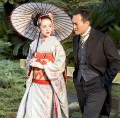 Memoirs of a Geisha, great book, fantastic movie.